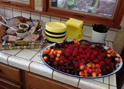 Berries-Platter